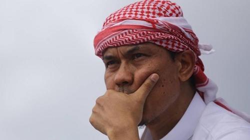 Munarman Ditangkap Polisi Terkait Terorisme