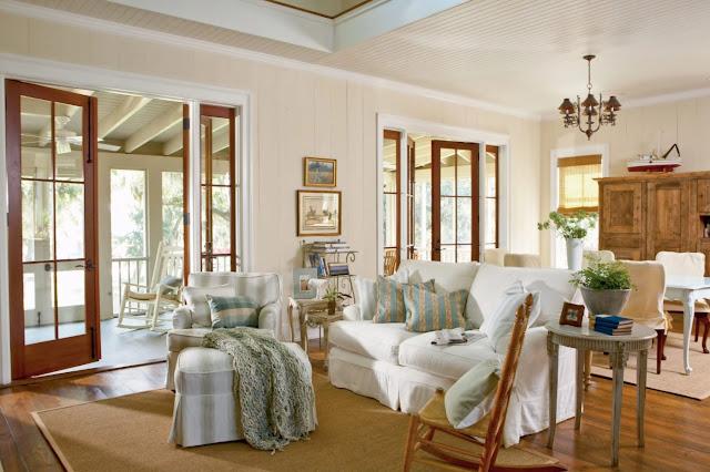 interior design ideas cottage living room