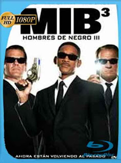 Hombres de Negro 3 2012 HD [1080p] Latino [Mega]dizonHD