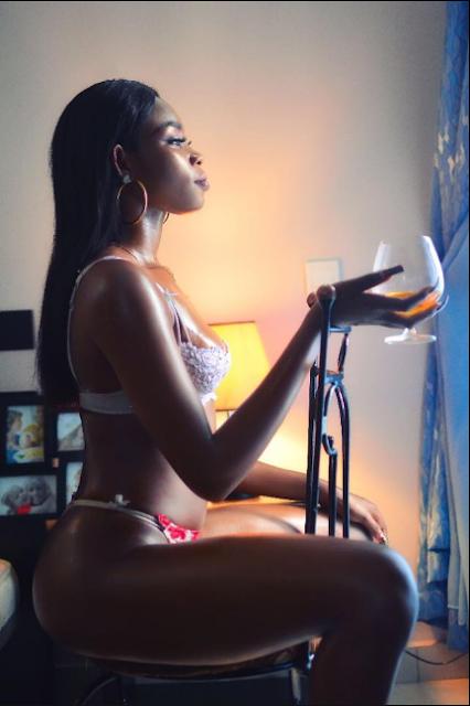Ufomba-Shelly-Girl-Onyinyechi-goes-nude-in-a-bathtub-Photoshoot-4
