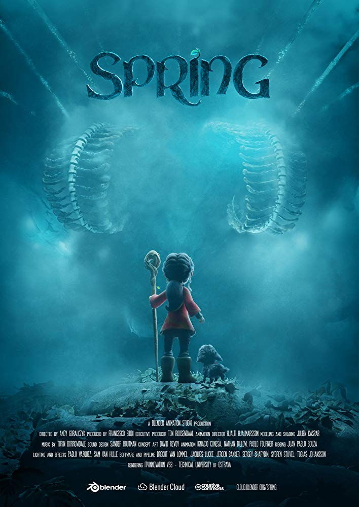 Spring 2018 English Movie Web-dl 720p