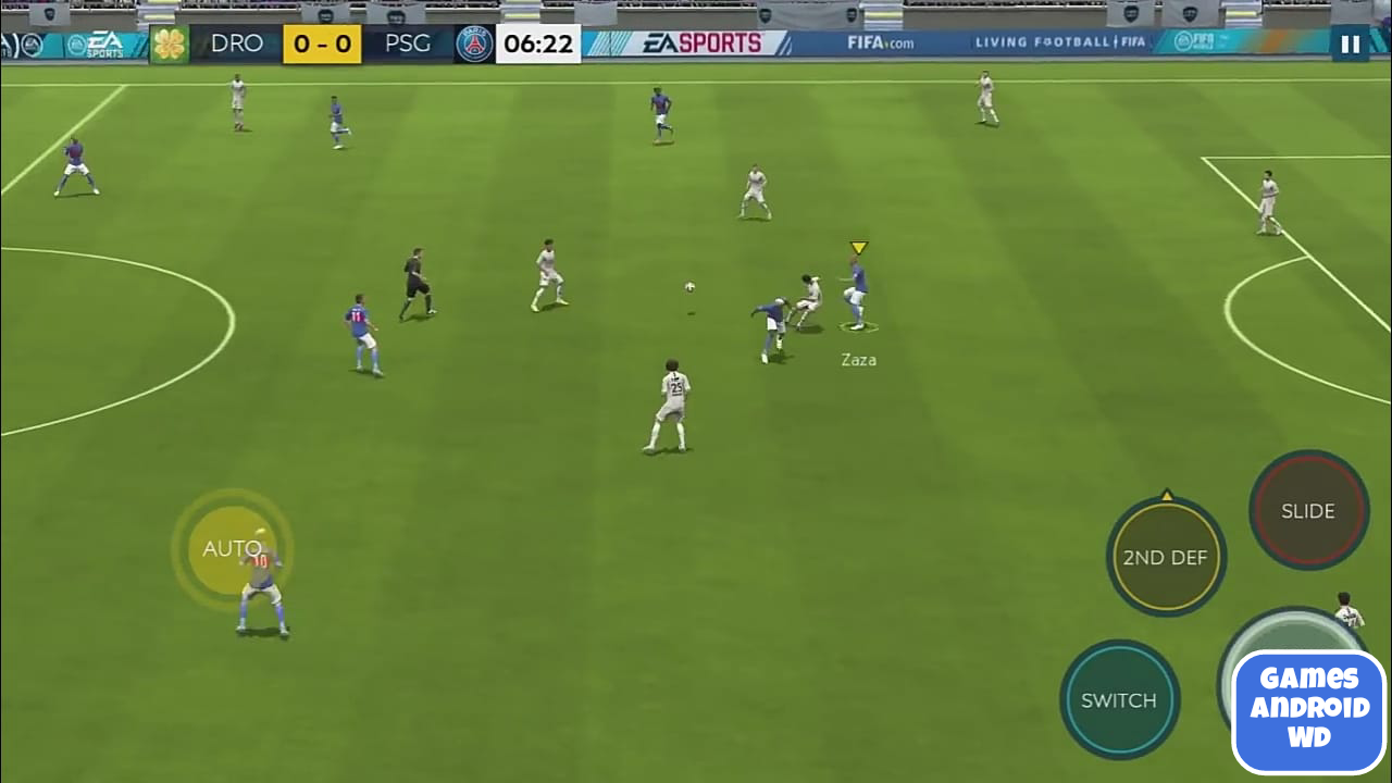 FIFA 19 FOR ANDROID - WONKDROID