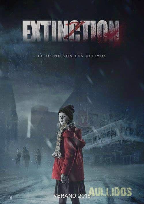 Extinction (2015) เอ็กซ์ทิงชั่น