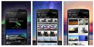 Aplikasi Timelapse iPhone