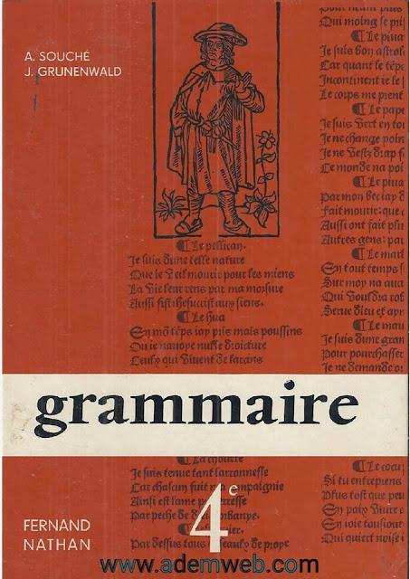 Grammaire 4e (1965) PDF