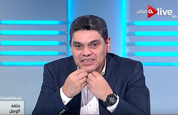 برنامج حلقة الوصل حلقة الأحد 3-12-2017 معتز عبد الفتاح