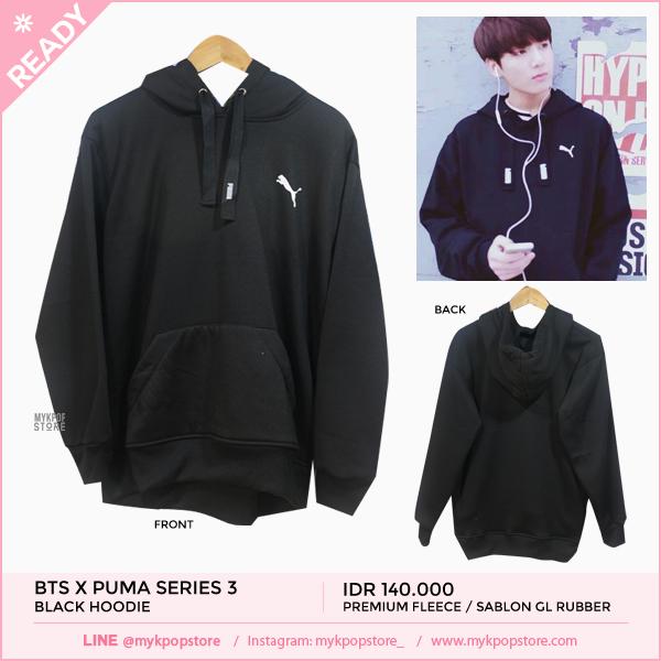 BTS x Puma (Series 3) (Black)