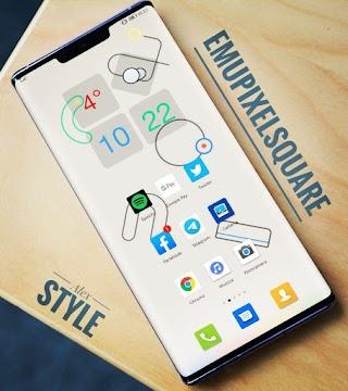 Emupixelsquare by alex style