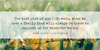The Best Part of Our Life.