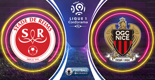 Reims vs Nice – Highlights