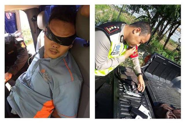 IM (31) Terduga Teroris Cirebon yang Merupakan Anggota Jamaah Ansharut Daulah (JAD)