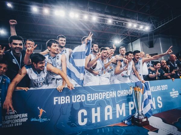 Ευρωπαϊκό U20: MVP ο Χαραλαμπόπουλος, στην καλύτερη πεντάδα ο Κόνιαρης. Το τριακοστό μετάλλιο για το ελληνικό μπάσκετ
