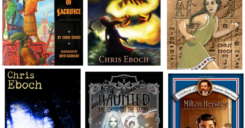Intro to Self-Publishing with Chris Eboch: Handout #amwriting