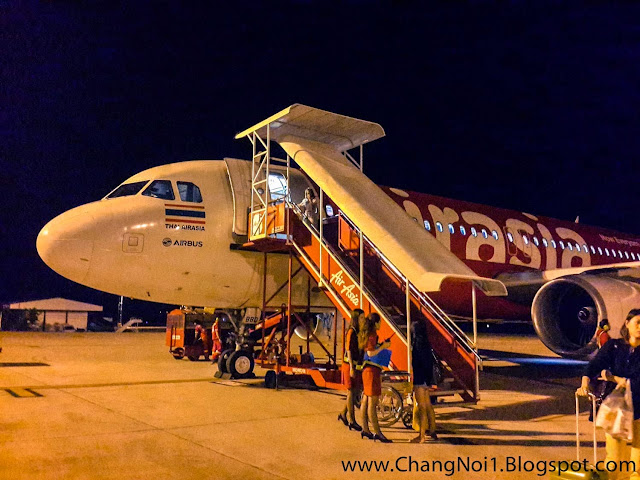 Flying with Air Asia