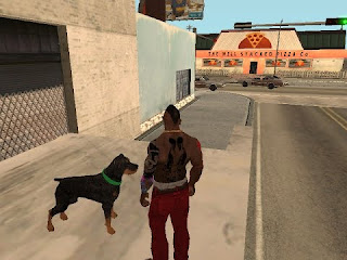 مود الكلب | GTA SA ~~~ DOG
