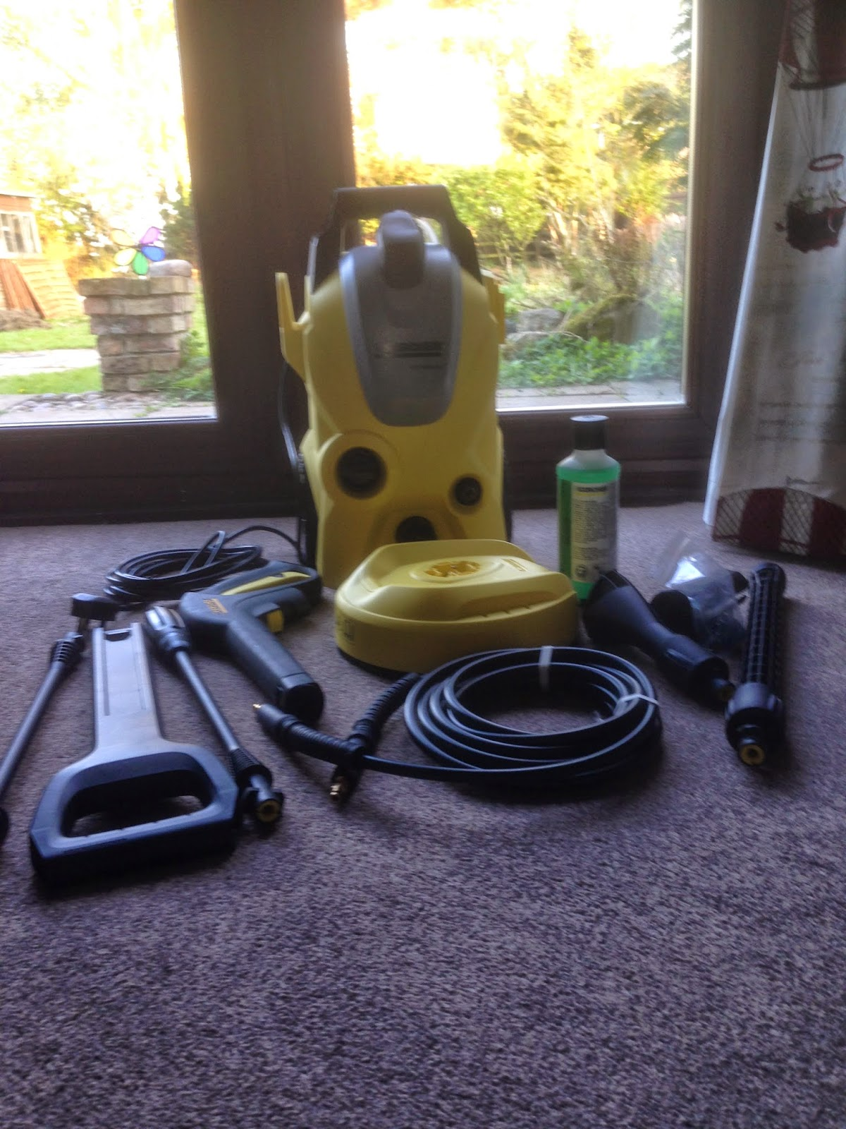 My Karcher K3 Car Home Pressure Washer Review The Yorkshire