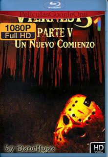 Viernes 13 Parte 5 Un Nuevo Comienzo [1985][1080p BRrip] [Latino-Inglés] [GoogleDrive] RafagaHD