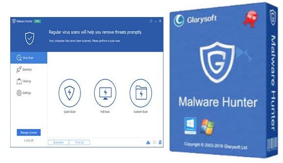 Glary Malware Hunter Pro 1.131.0.729 + Portable Download Grátis