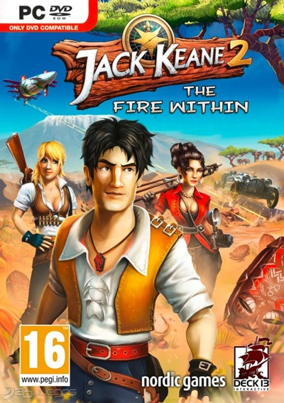 Jack Keane 2 - The Fire Within PC Full FLT