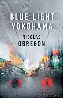 Blue Light Yokohama by Nicolas Obregon