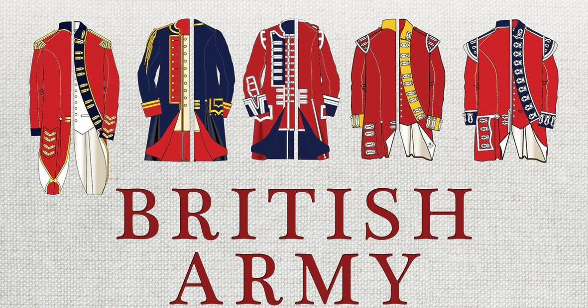 10mm Wargaming: British Army Uniforms of the American