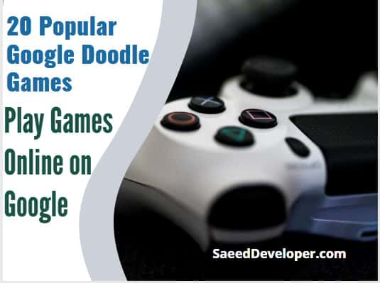 Popular google doodle games- games online on google