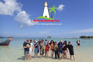 Paket Tour Belitung Tanpa Hotel 2D1N
