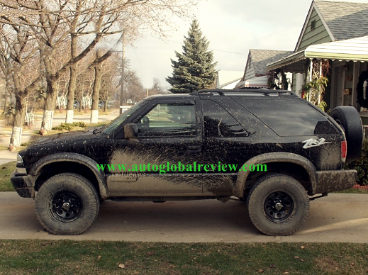 2004 Chevy Blazer ZR2 Features  Auto Global Review