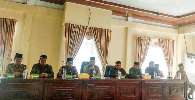PEMKO Sibolga Buka Kegiatan Training Center (TC) Peserta MTQ Kota Sibolga Tingkat Provinsi Sumut 2020