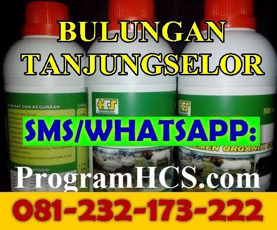Jual SOC HCS Bulungan Tanjungselor