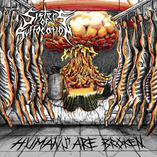Sisters of Suffocation - Humans Are Broken [iTunes Plus AAC M4A]