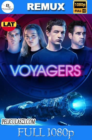 Voyagers (2021) Full HD REMUX 1080p Dual-Latino VIP