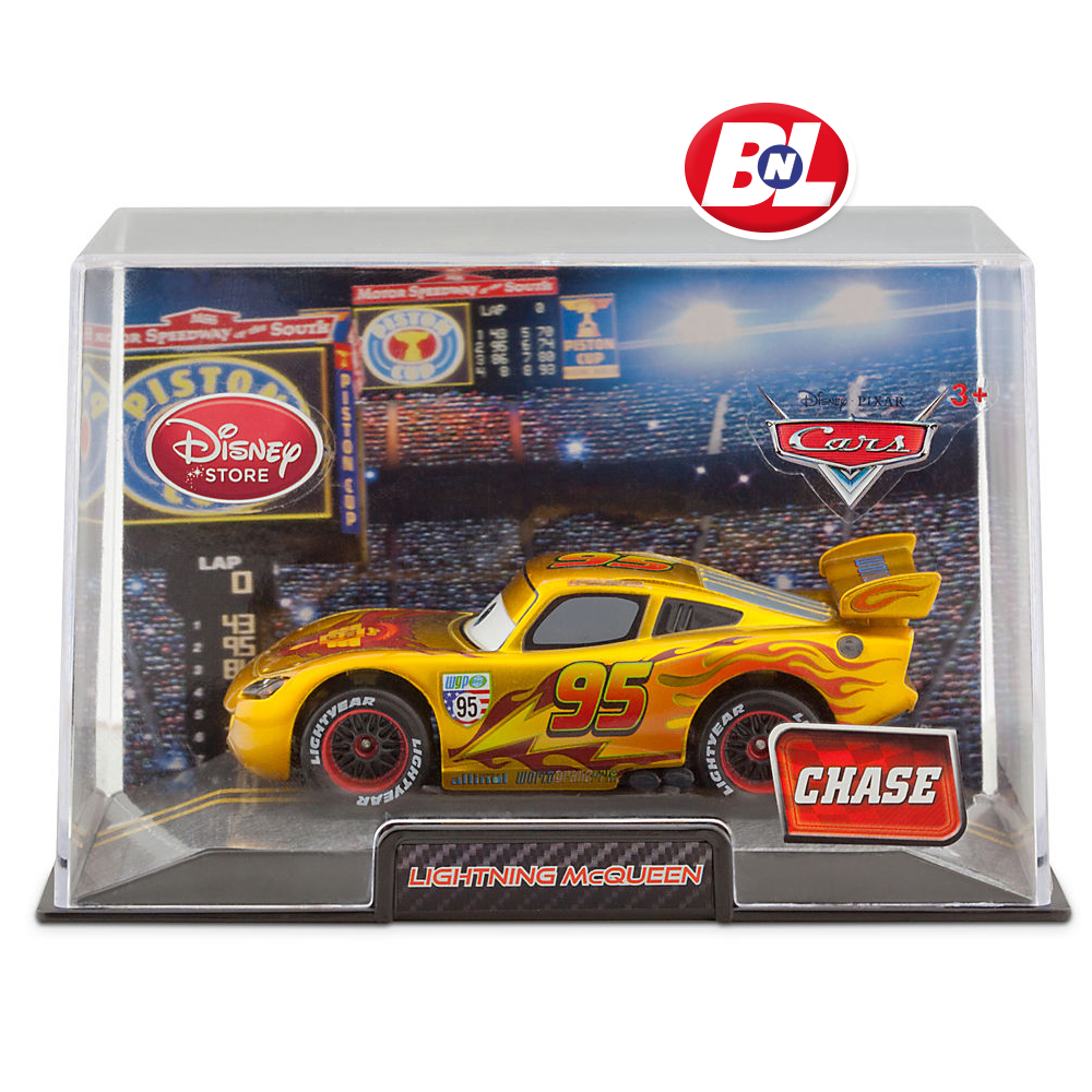 WELCOME ON BUY N LARGE: Cars 2: Lightning McQueen