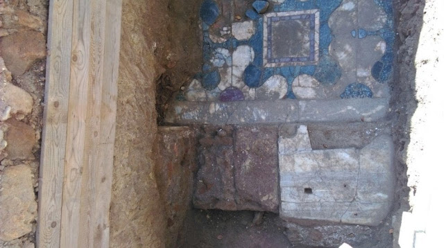 Remains of building dating back to Imperial Age found in Rome