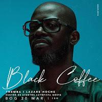 DJ BLACK COFFEE