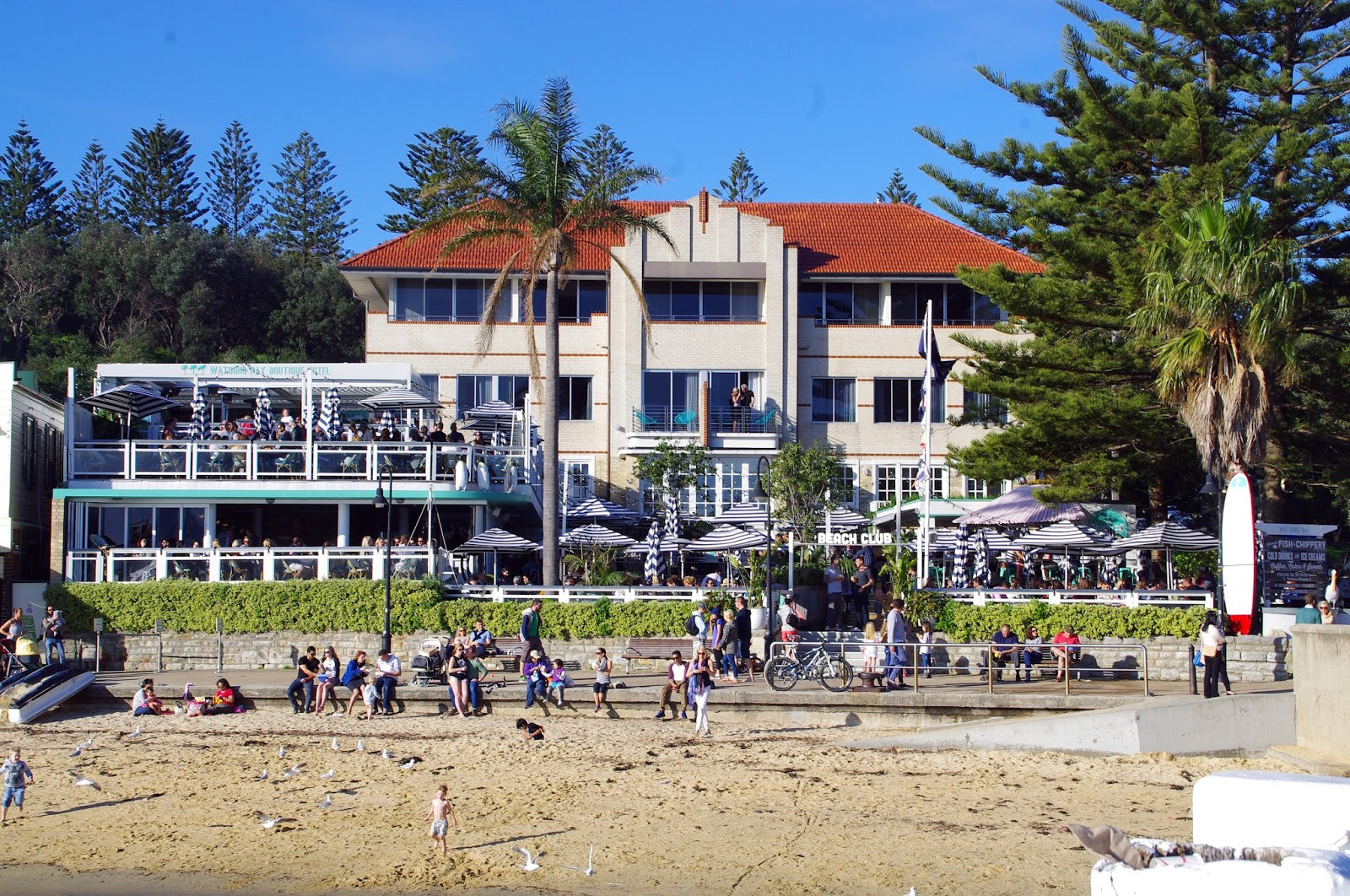 A Stylish Stay At Chic Watsons Bay Boutique Hotel The