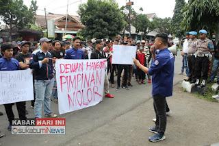 Aksi Demo PB Himasi