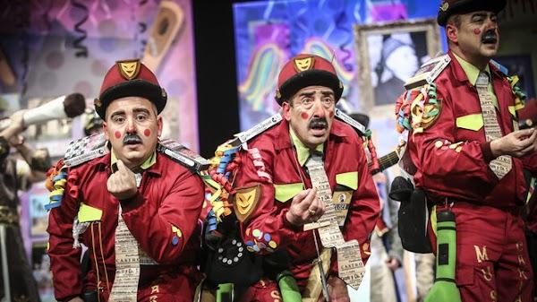 El 3x4 del Noly estará en el Carnaval de Cádiz 2022