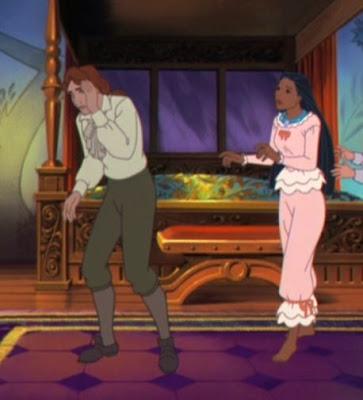 John Rolfe e Pocahontas