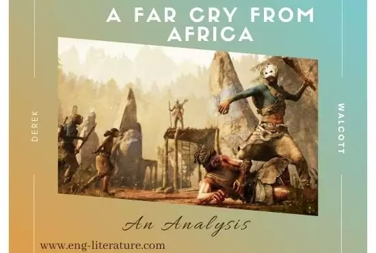 """""""A Far Cry From Africa"""" Analysis or As a Postcolonial Poem"""