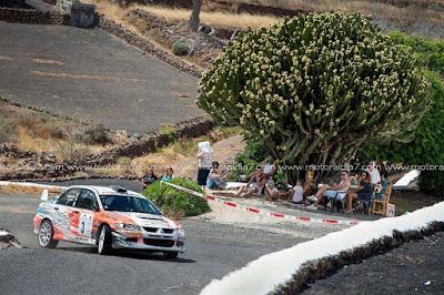 II Rally Villa de Teguise