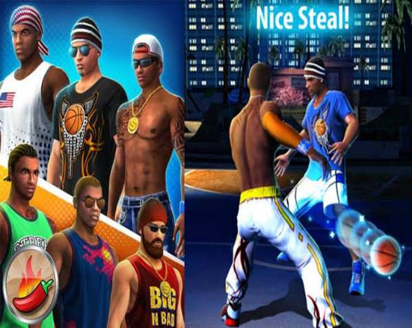 Download basketball stars mod APK latest version