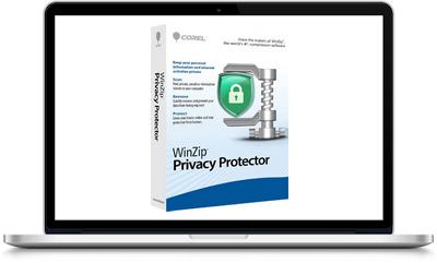 WinZip Privacy Protector Premium 3.8.6 Full Version
