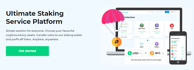 How to Staking With MyCointainer