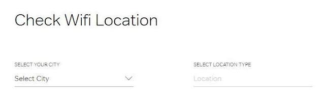 Check Wifi Location