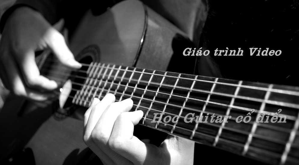 Tài liệu Video hướng dẫn học Guitar cổ điển .