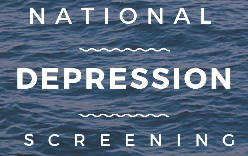 National Depression Screening Day Wishes Beautiful Image