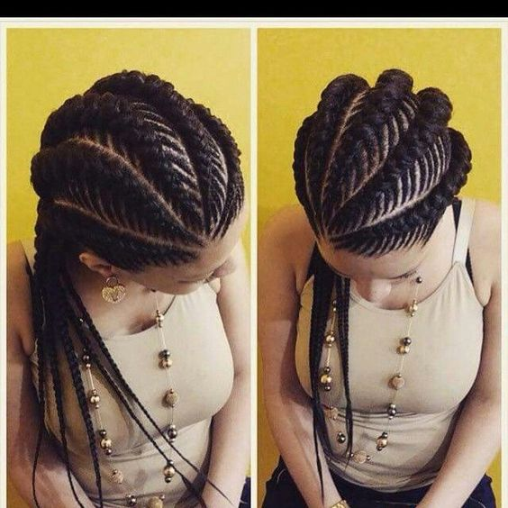 2015 Fall & Winter 2016 Hairstyles African American Women