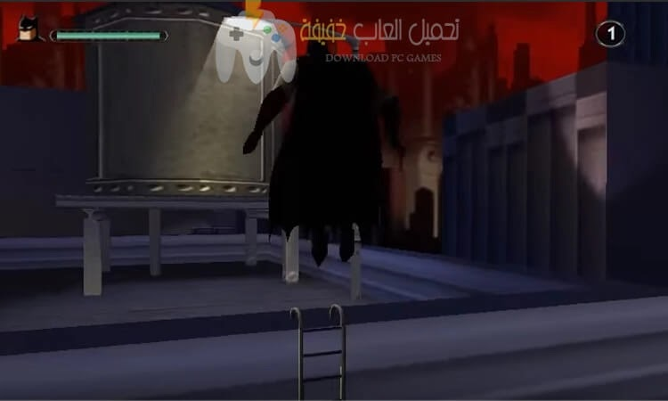 تحميل لعبة باتمان Batman للكمبيوتر