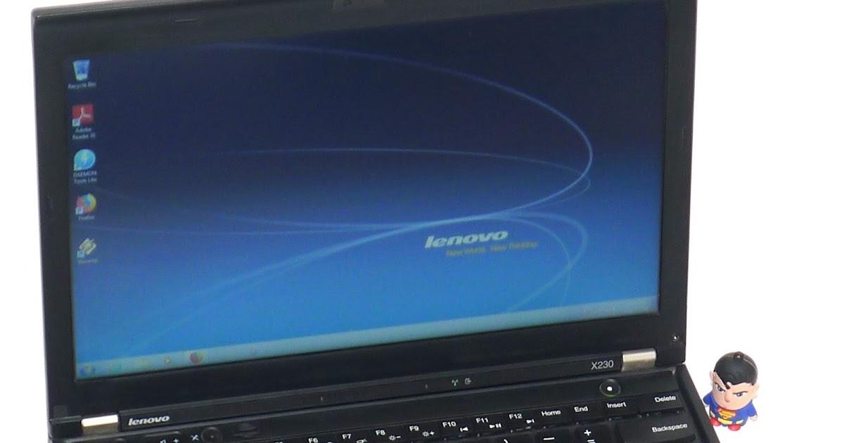 Jual Lenovo Thinkpad X230 Core I5 Second Di Malang Jual Beli Laptop Bekas Kamera Service Sparepart Di Malang
